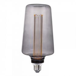 Bombilla LED Decorativa, ST114 de la Serie Smoke de LightED Decó. Muy bajo consumo, tan sólo 4W y 120lm.