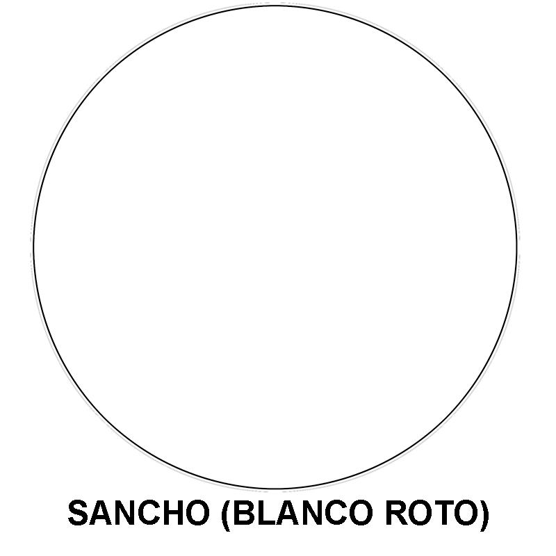 Acabado Sancho G2