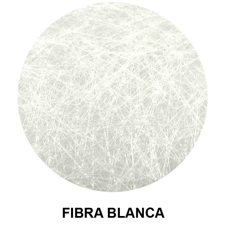 Acabado Fibra Blanca G4