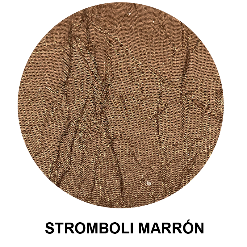 Acabado Stromboli Marrón G4