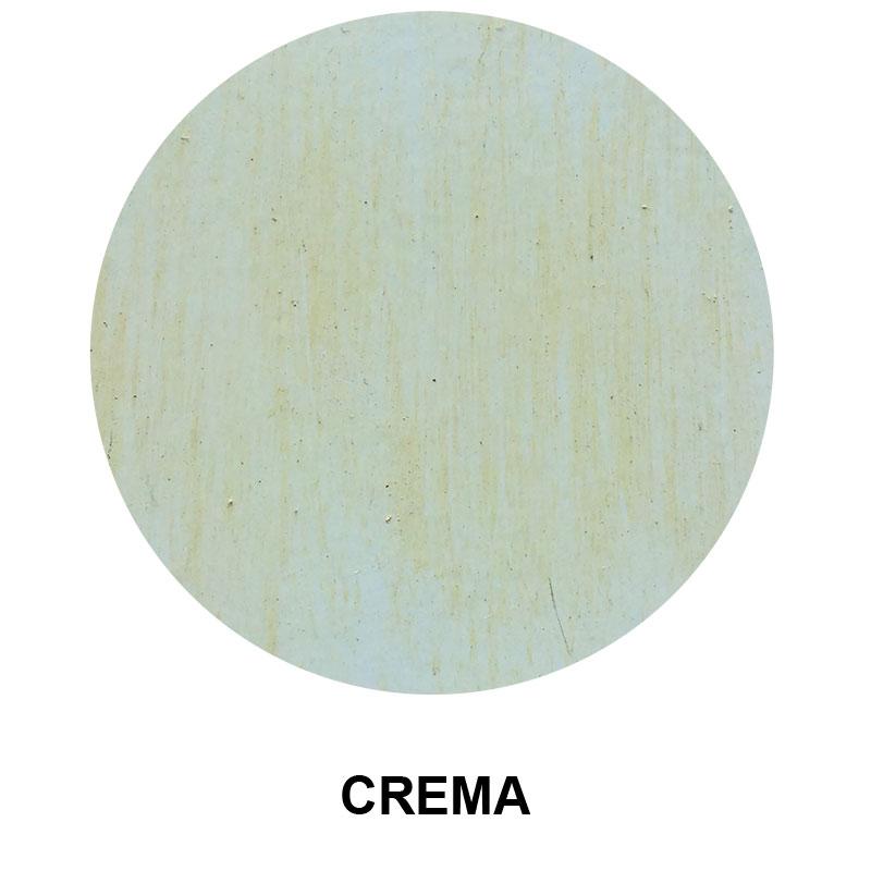 Acabado Crema