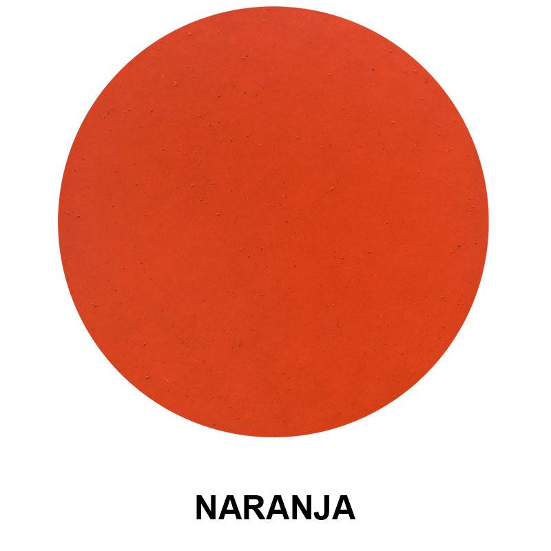 Acabado Naranja
